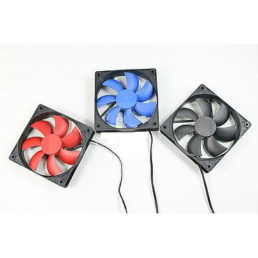 12025 12cm High Power LED Silent Fans Heatsink 12V