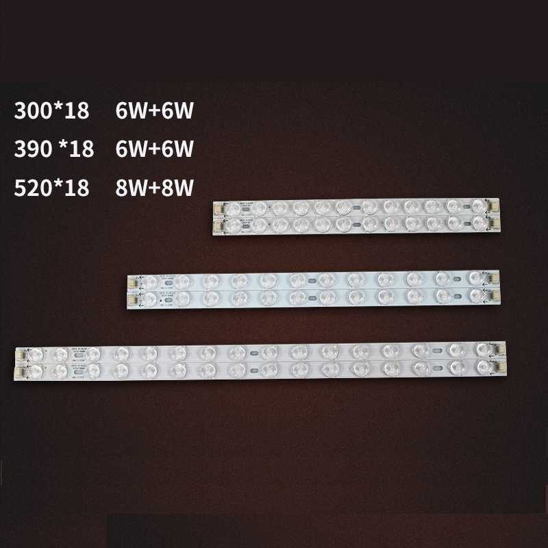 12W 16W Ceiling Lamp LED Light Source Module Strip Lamp Module