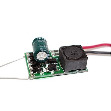 1-3*1W 300mA Constant Current LED Driver AC/DC12-24V Input