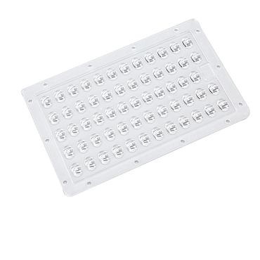 205x125mm LED Module Lens 60pcs LEDs 145-65° For SMD 3030