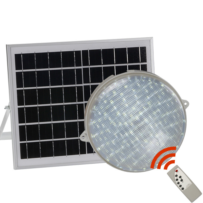 20W 40W Solar LED Ceiling Light with Remote Control