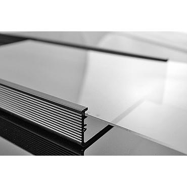 212mm Width Light-transmitting Waterproof Cover Acrylic Plate for W22 Series Aquarium Light
