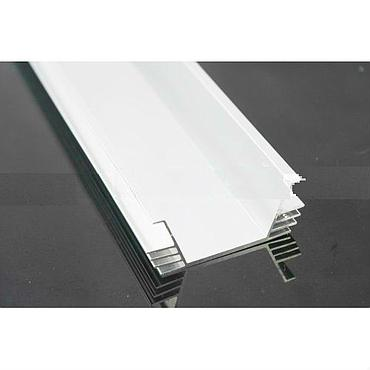 30/40/50/60/70/80/90/100/110/120/130/140/150cm Power LED Aluminum Heatsink Groove Cast Reflector