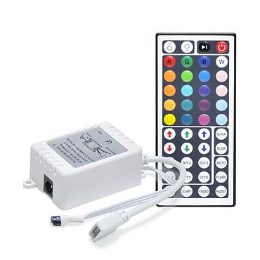 44-key Infrared RGB LED Lamp Controller