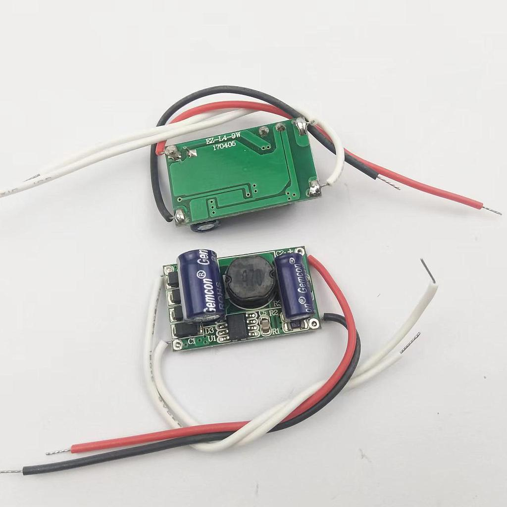 4-9*1W 300mA Constant Current LED Driver AC/DC12V Input