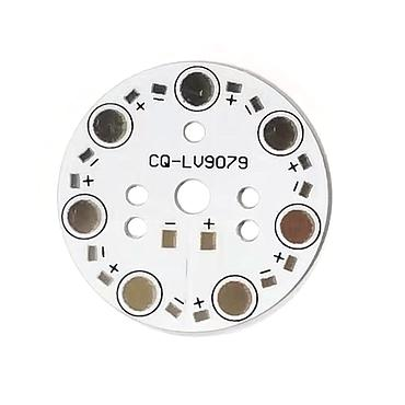 50mm 1W 3W 5W Aluminum Base Plate PCB Board for 7W 21W Spotlight Grow Light LED Bulb