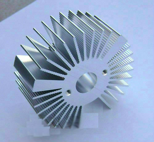 50mm*22mm High Power LED Heatsink Suitable for 3W Power LED