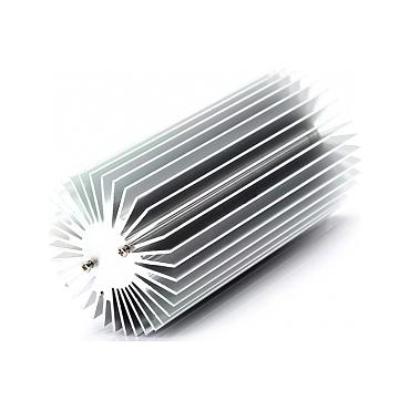 55mm*100mm High Power LED Alluminum Heatsink Suitable for 10W LED
