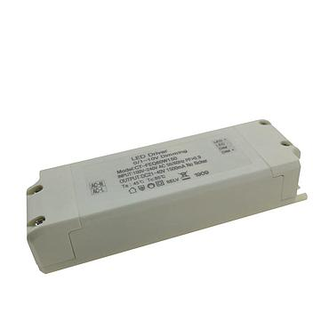60W 0-10V Dimmable Constant Current Driver