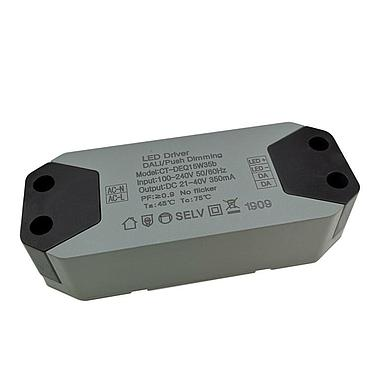 6W 7W 8W 10W 12W 15W 18W DALI Dimmable Constant Current Driver