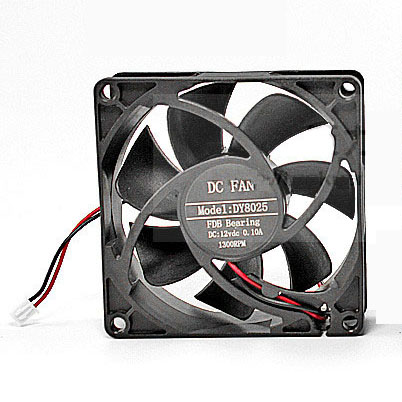 8025 80*80*25mm Fan Heatsink 12V 0.1A