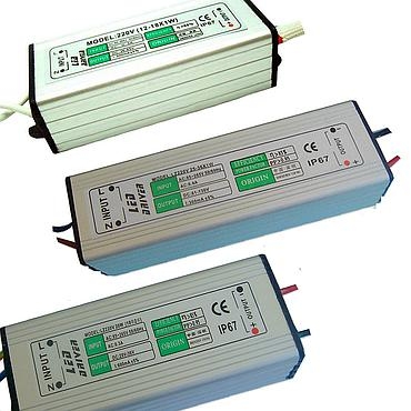 8-12W 12-18W 18-25W 25-36W 300mA LED Constant Current Driver AC85-265V Input Isolated Power Adapter