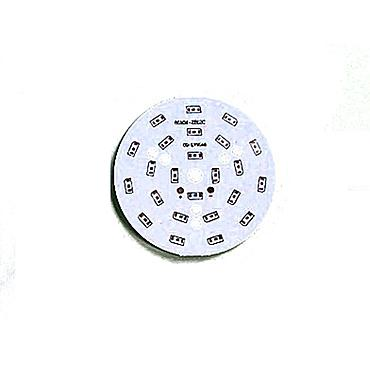 85mm 24LEDs White Aluminum Base Plate PCB Board for 5730 SMD LED Beads