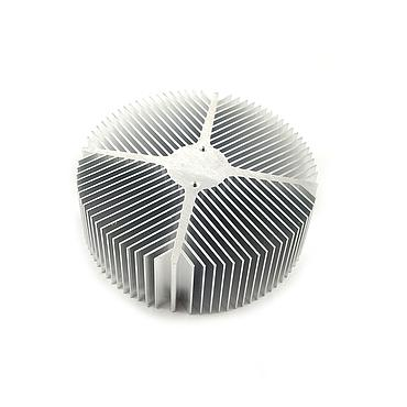 90mm*30mm High Power LED Alluminum Heatsink Suitable for 10W LED