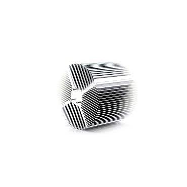 90mm*75mm High Power LED Alluminum Heatsink Suitable for 20W LED