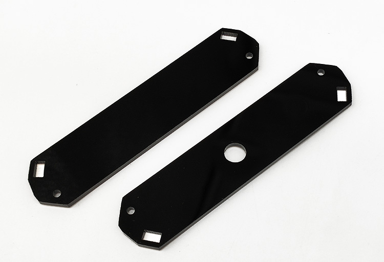 T6 Series Plastic Side Cover Special for Aquarium Light Heatsink