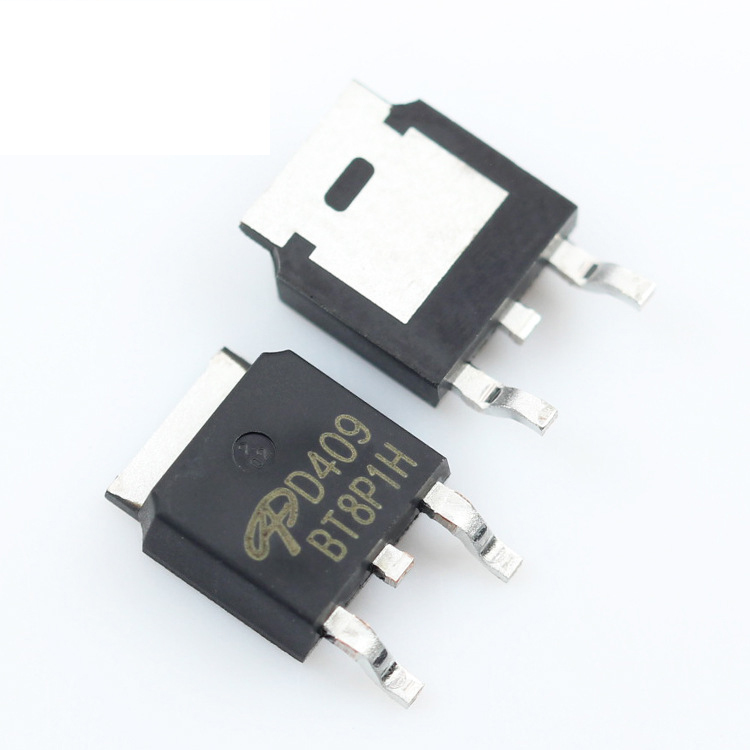 AOS AOD409 TO-252-2 MOSFET P-channel -60V -26A