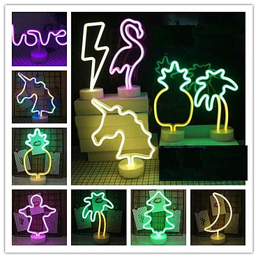 Battery or USB Powered LED Novelty Fairy Light