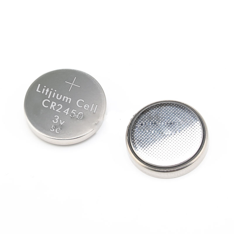 CR2450 3V Coin Cell Battery Bluetooth Battery