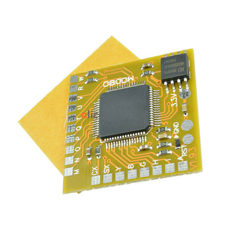 MODBO5.0 V1.93 Chip For PS2 IC/PS2 SupportHard Disk Boot NIC