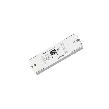 S1-D AC100-240V 1A Triac Dimmer 2 Channel with DMX512 Function for LED Lamp