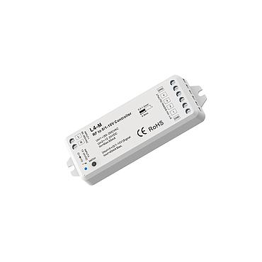 L4-M AC85-265V 4 Channel 0/1-10V RF Dimmer