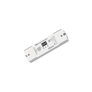 D3C-L DC12-48V 3 Channel PWM Constant Voltage DMX & RDM Decoder