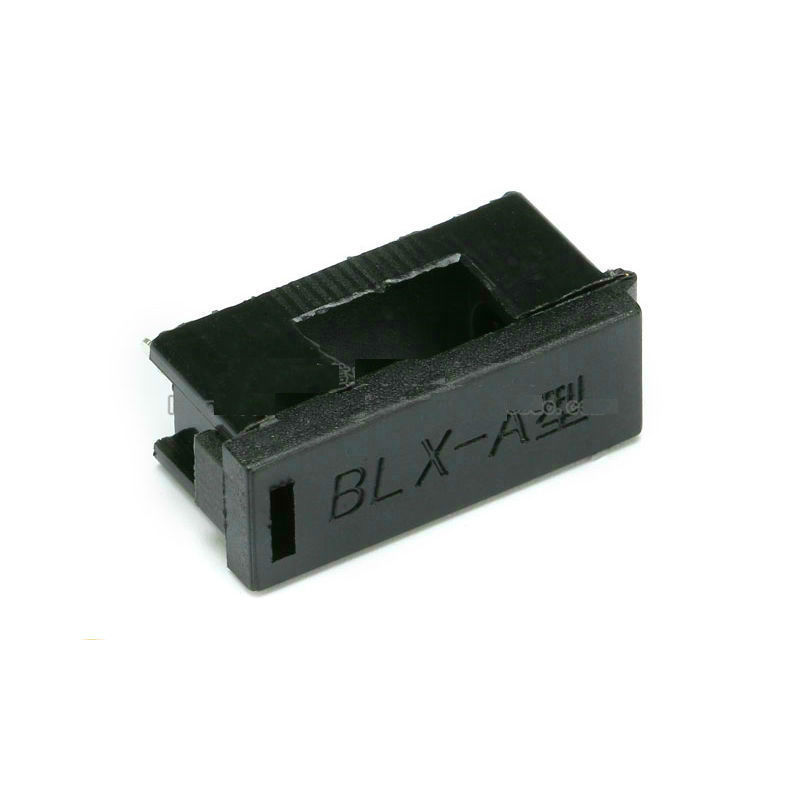 BLX-A Type Protective Tube Socket with Lid Apply to 5*20 Protective Tube