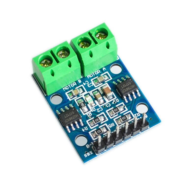 HG7881 HG7881CP 2 Channel DC Stepper Motor Controller Driver Module