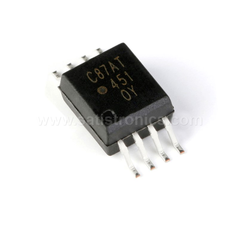 Broadcom ACPL-C87AT-500E SOIC-8 Optocouplers