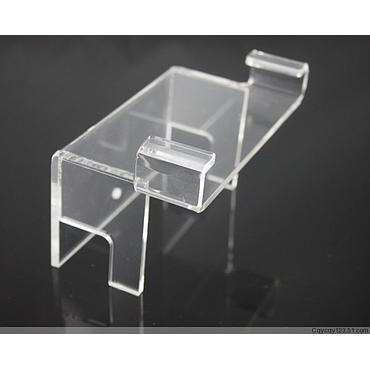 Acrylic Bracket/Stand/Holder for Double Row Groove Cast Heatsink Reflector