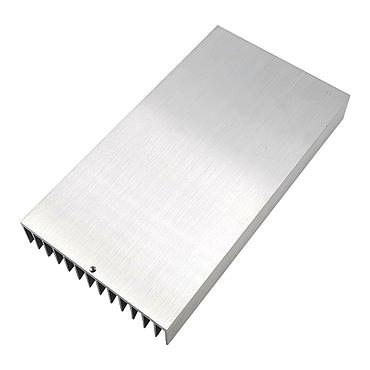 220*120*28mm Aluminum Heatsink