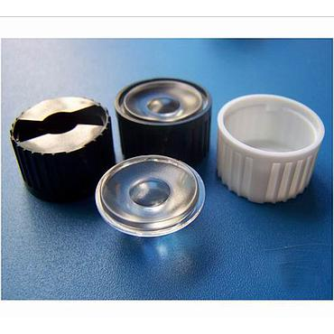 20mm Concave Matte Lens with Bracket 25/45/60 Degree