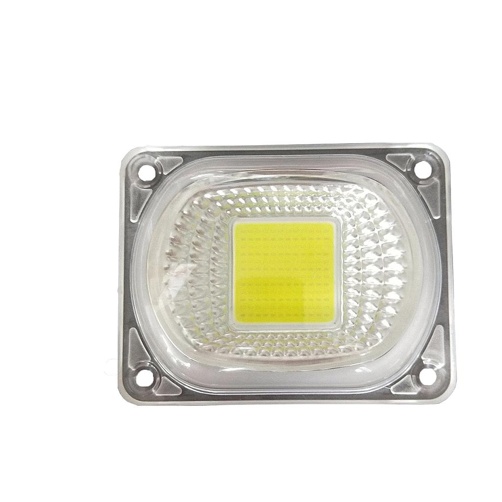 Power COB LED Bulb Waterproof Lens Set