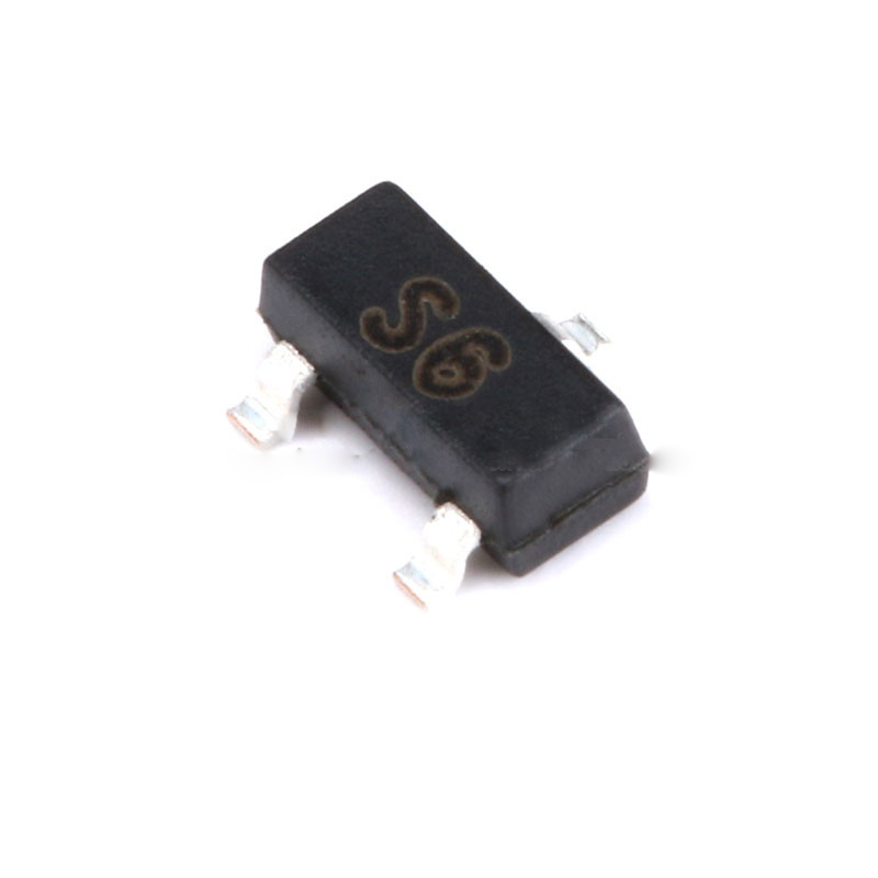 CJ2306 S6 SOT-23 MOSFET N-Channel 30V/3.16A