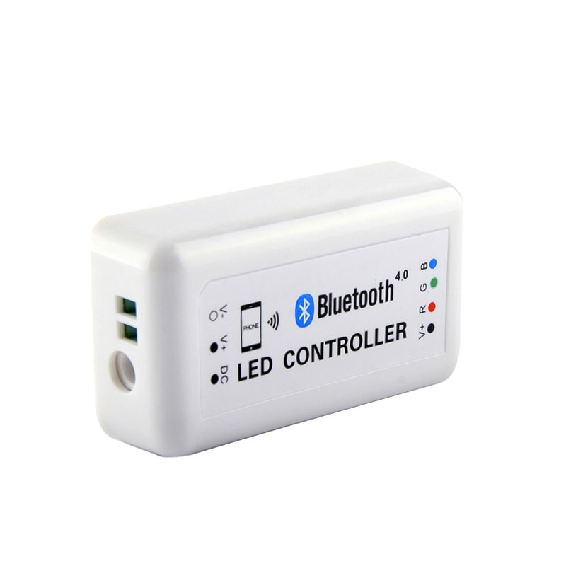 DC12/24V Bluetooth 4.0 LED Bluetooth Controller by IOS Android RF Smartphone Control
