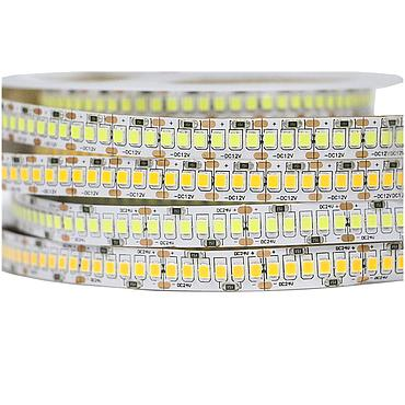 DC 12V/24V 2835 SMD Flexible LED Strip 120/168/192LEDs/m Dimmable LED Strip