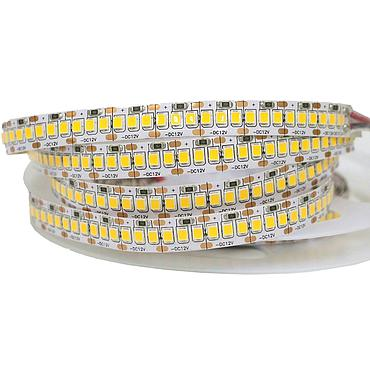 DC 12V 2835 SMD Flexible LED Strip 240LEDs/m Waterproof IP20/IP65/IP67 Emitting White/Warm White/Blue/Pink