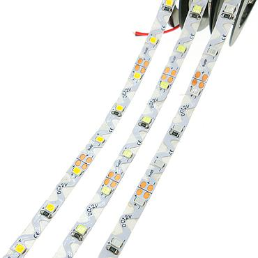 DC 12V 2835 SMD Flexible LED Strip 60LEDs/m Free Bending S Shape for Channel Letter
