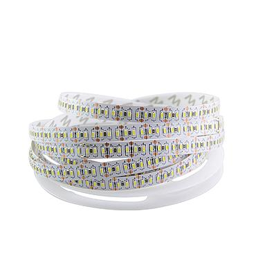 DC 12V 3014 SMD Flexible LED Strip 204LEDs/m Waterproof IP20/IP65/IP67 Emitting Blue/White/Warm White/Pink