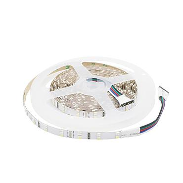 DC 12V 3014 SMD Flexible LED Strip 240LEDs/m RGBW 4 Lines Ribbon Tape Home Decoration Lamp