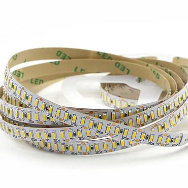 DC 12V 4014 SMD Flexible LED Strip 204 Leds/m Waterproof IP20/IP65/IP67 Emitting White/Warm White