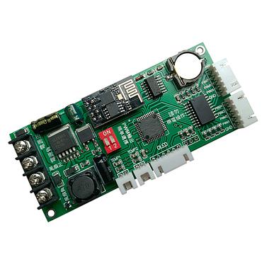 DIMFree-W8 8 Channel LED Sunrise/Sunset Programmable Time Dimmer Controller Board