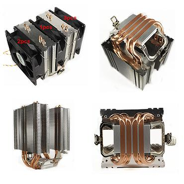 High Power LED Heatsink for 50W LED Small Base version