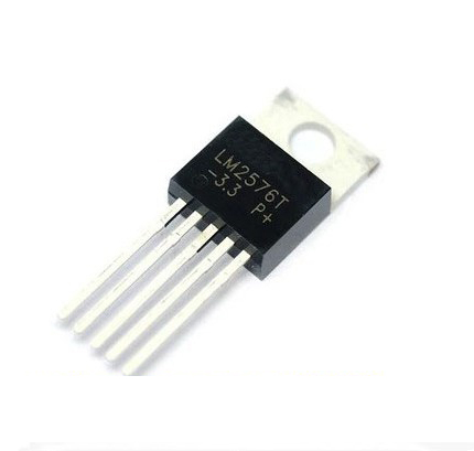 IC LM2576T-3.3 TO-220-5 PMIC DC Converter Voltage Regulator