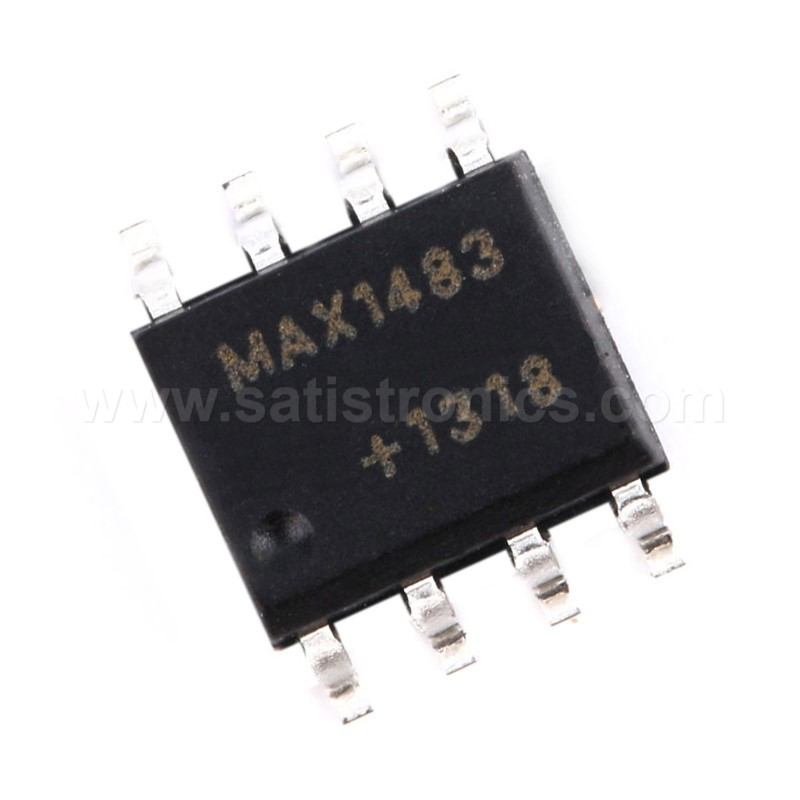 MAX1483 SOP-8 Integrated IC Interface Receiver Transceiver Surface Mount