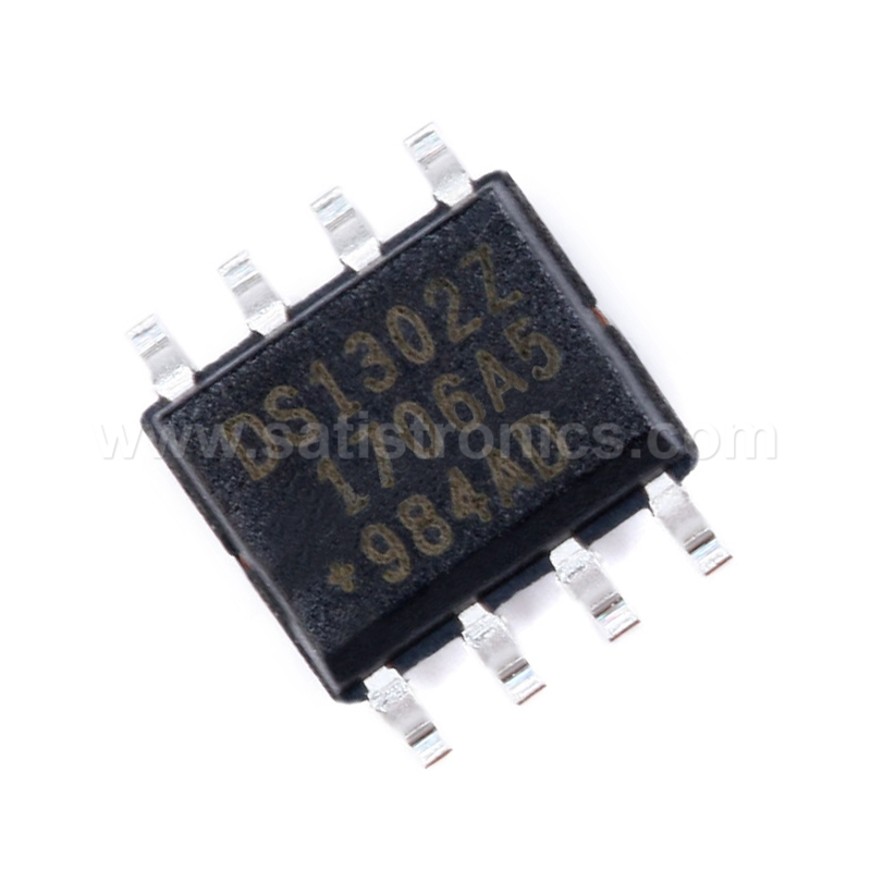 MAXIM DS1302Z+T&R SOIC-8 12C Interface Real Time Clock Chip