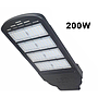 Rocker LED Street Lights 150W 200W 250W AC100-265V Outdoor Module Light Emitting White/Warm White
