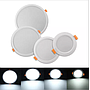 7W 16W 24W 32W AC85-265V LED Round Panel Light